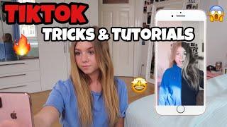 Die BESTEN TikTok tricks & tutorials😍