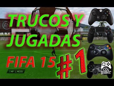 Fifa 15 |Trucos y Jugadas| | Parte 1 | Ruleta | [Xbox One] [PS4] [PS3] [Xbox 360] [1080P] [HD]