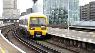 Class 465/1 465190 at London Waterloo East