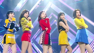《Comeback Special》 Red Velvet (레드벨벳) - Rookie @인기가요 Inkigayo 20170205
