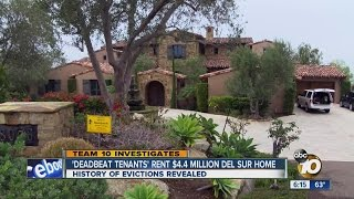 'Deadbeat tenants' rent $4 million home