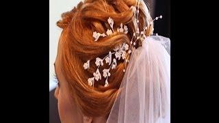 Свадебные прически(Канал с прическами https://www.youtube.com/user/sniganka музыка http://audionautix.com свадебные прически, свадебные прически фото,..., 2014-05-18T18:21:35.000Z)