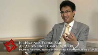 Executive Focus: Tunku Zain Al-