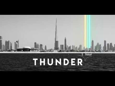 Imagine Dragons - Thunder [1hour loop]