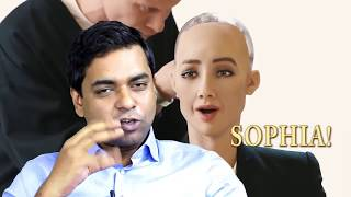 সোফিয়া'র জীবন বৃত্তান্ত! SOPHIA PART -1 II Bangla InfoTube