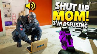 TOP 250 FUNNIEST FAILS IN RAINBOW SIX SIEGE (Part 2)