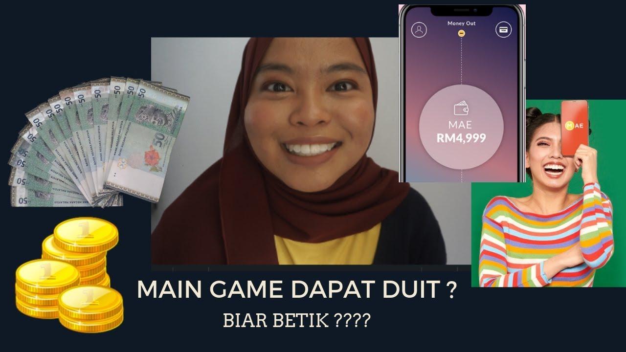 Main Game Maybank Mae E Wallet Boleh Dapat Duit Youtube