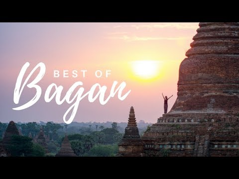 Highlights and challenges of a trip to Bagan