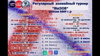 8.01.21   МАТЧ ЗА 1-2 МЕСТО