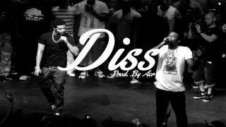 "Drake x Meek Mill Type Beat Instrumental - ""Diss"" - (Prod. By ACR)"