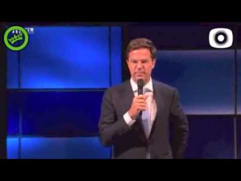Mark Rutte Bij Holland's Got Talent