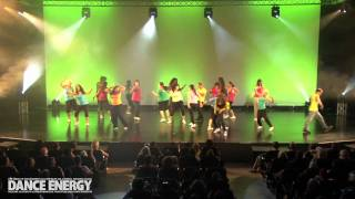 Zumba® Fitness - Party Tanz Workout Mix / Lörrach bei Basel / DANCE ENERGY STUDIO