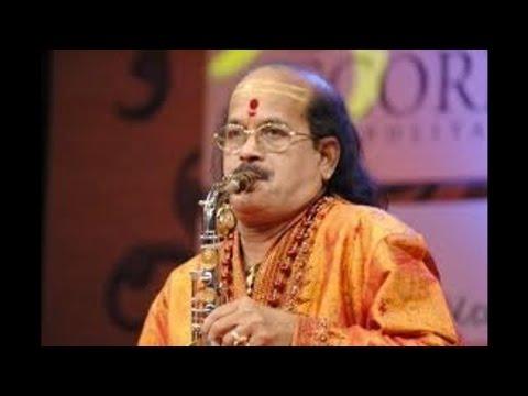 Kadri Gopalnath-Saxophone-Samaja Vara Gamana-Hindolam-Adi-Thyagaraja