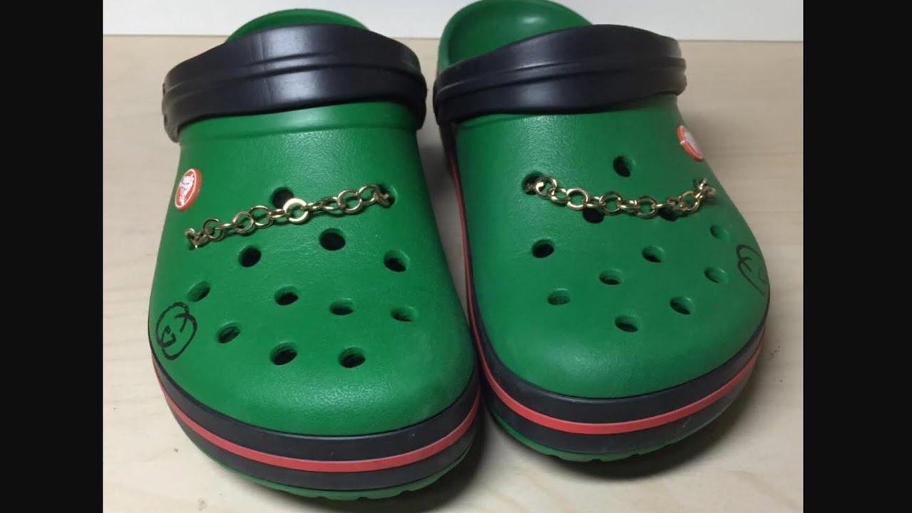 My Gucci Crocs!!! , YouTube