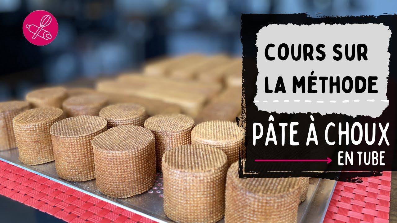 La révolution de la pâte à choux géométrique !