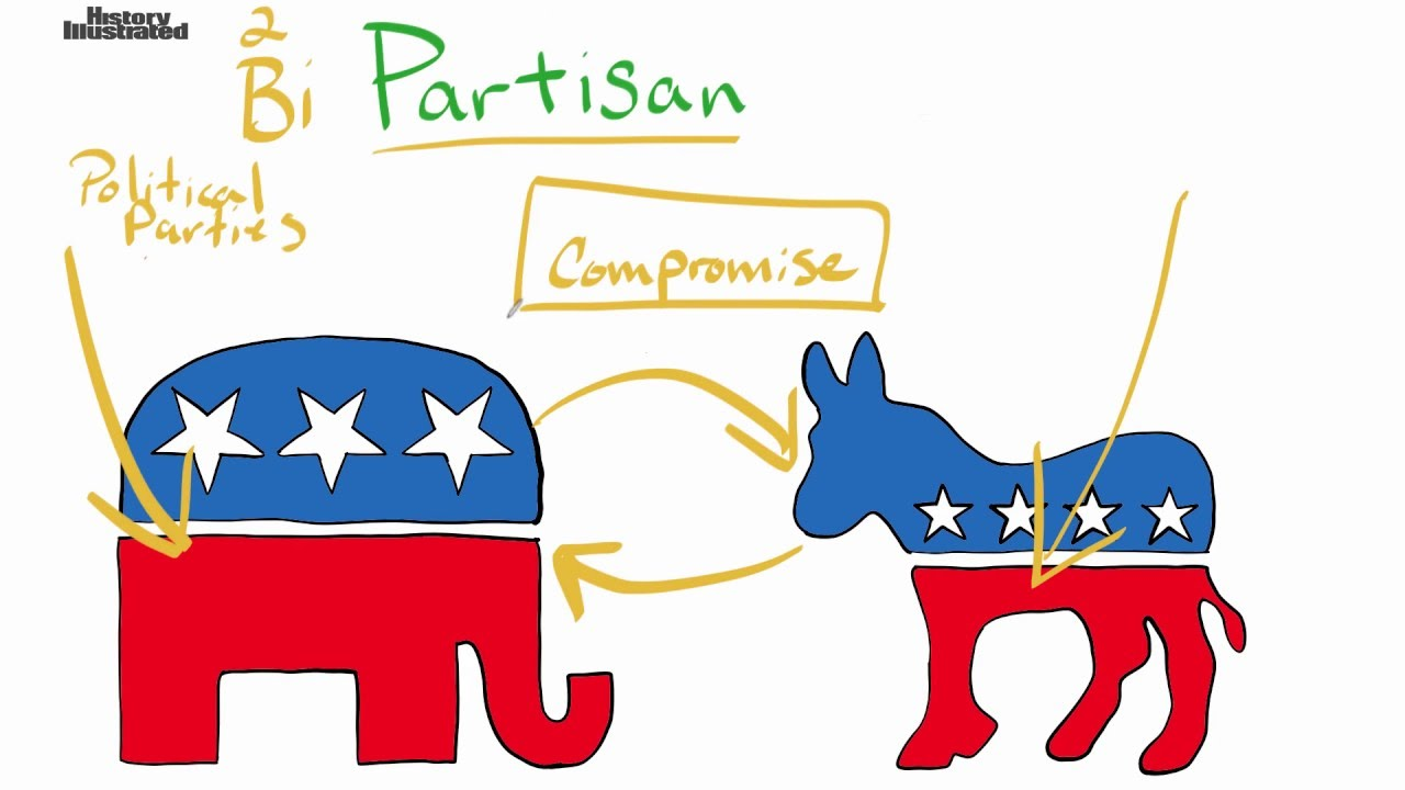 Who is a partisan