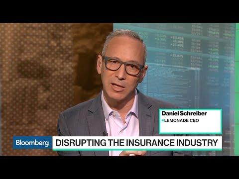 Lemonade CEO Tells Bloomberg: We