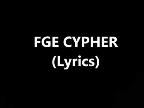 "Montana Of 300 x TO3 x $avage x No Fatigue - ""FGE CYPHER"" (Lyrics)"