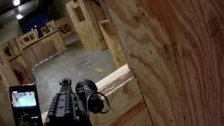 Airsoft GI - Close Quarters Combat Action at Tac City Airsoft