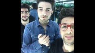 Ancora (A Capella) - Il Volo (Live Chat From Facebook Mentions)