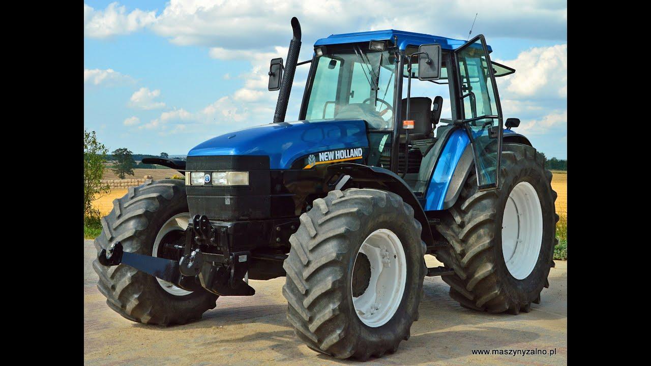 traktor new holland 8360 dt youtube. Black Bedroom Furniture Sets. Home Design Ideas