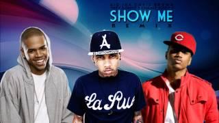 Kid Ink - Show Me Ft. Trey Songz, Chris Brown, 2 Chainz, Juicy J Remix