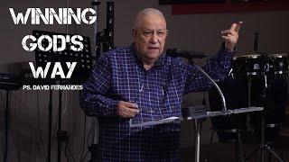 Winning God's Way | Pastor David Fernandes (02-05-2021)