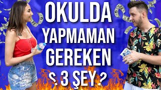 BİL - KAZAN #1 | KILLI 3 ŞEY SÖYLE PARA KAZAN !! |