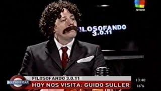 Sin Codificar 2011: Filosofando 3.0.11  HOY: GUIDO SULLER