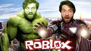 Süper Kahraman Oldum !!! - Heroes of Robloxia - ROBLOX