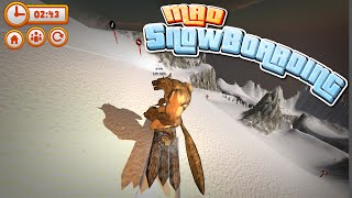 Mad Snowboarding Official Game Trailer 2015