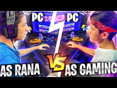 Aa Gaming Vs As Rana Pc Player Vs Pc Player Gaerna Free Fire thumbnail