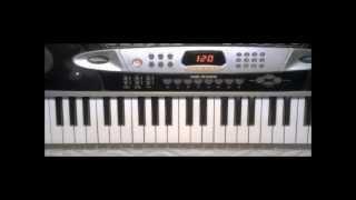 Урок 1.Обучение на пианино музыки Evanescence - My Immortal