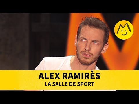 Alex Ramirès – La salle de sport