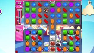 Candy Crush Saga Level 1374  No Booster