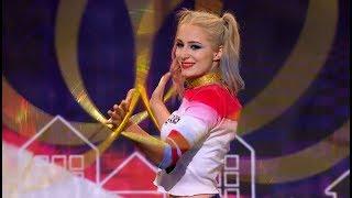 Na scenie zadebiutowała już w 2. edycji! Tym razem wystąpiła jako Harley Quinn! [Mam Talent]