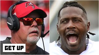 There is history between Antonio Brown and Bruce Arians | Get Up