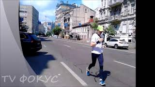 IV Киевский Евро Марафон.  Евро Марафон в Киеве. Украина. 12.05.2019 г.