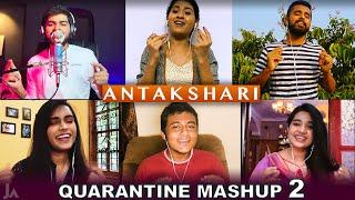 Quarantine Mashup 2 |Antakshari| Joshua Aaron ft Nithyashree,Srinisha,Aajeedh,Ahmed Meeran,Aishwerya