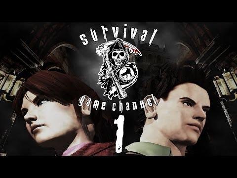 Прохождение Resident Evil: Code Veronica [1080p] — Часть 1: Тюремный остров