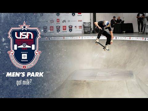 Men's Park Final | 2021 USA Skateboarding National Championships Presented By Toyota