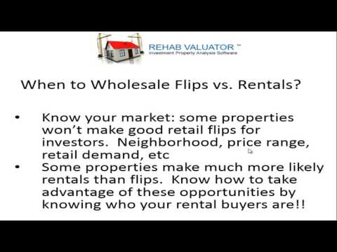 Wholesaling Rental Houses Case Study: How to Wholesale Rental Properties