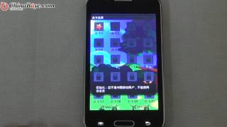 Y7562 SC6820 1.0GHz Android 2.3 Dual GSM TV 3.0MP 4.0 Inch Capacitive Smart Phone