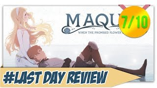 Maquia: When The Promised Flower Blooms - Anime Review Indonesia - By Okada Mari - #LDR