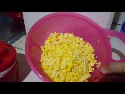 resep-tanpa-minyak-tanpa-telur-(tempe-kelapa-stw-&-perkedel-jagung)
