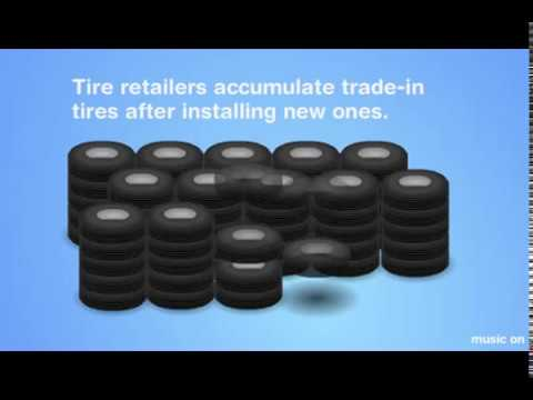 Nationwide & Local Scrap Tire Collection Services | Lakin Tire