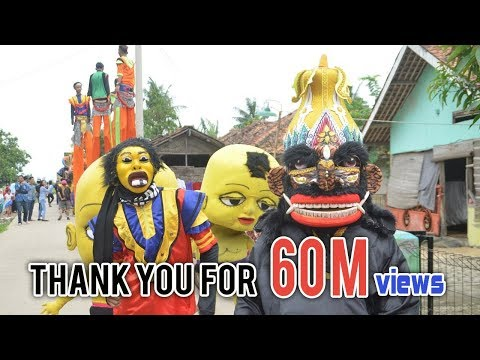 Jaran Goyang - Odong odong Karawang Singa Dangdut MAHAPUTRI 25 Januari 2018