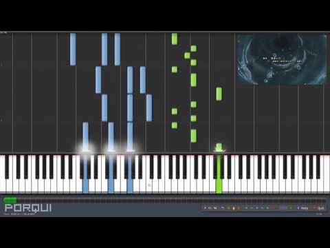 Fairy Tail Opening 7 - Evidence (Synthesia)