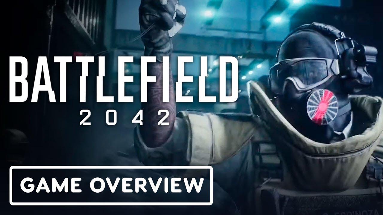 Battlefield 2042 - Game Modes Developer Interview | Xbox Games Showcase - IGN thumbnail