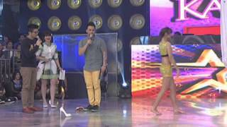 IT'S SHOWTIME Kalokalike Face 2 Level Up : ANNE CURTIS